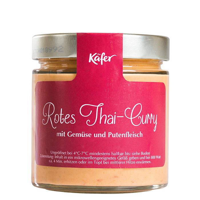 Rotes Thai Curry