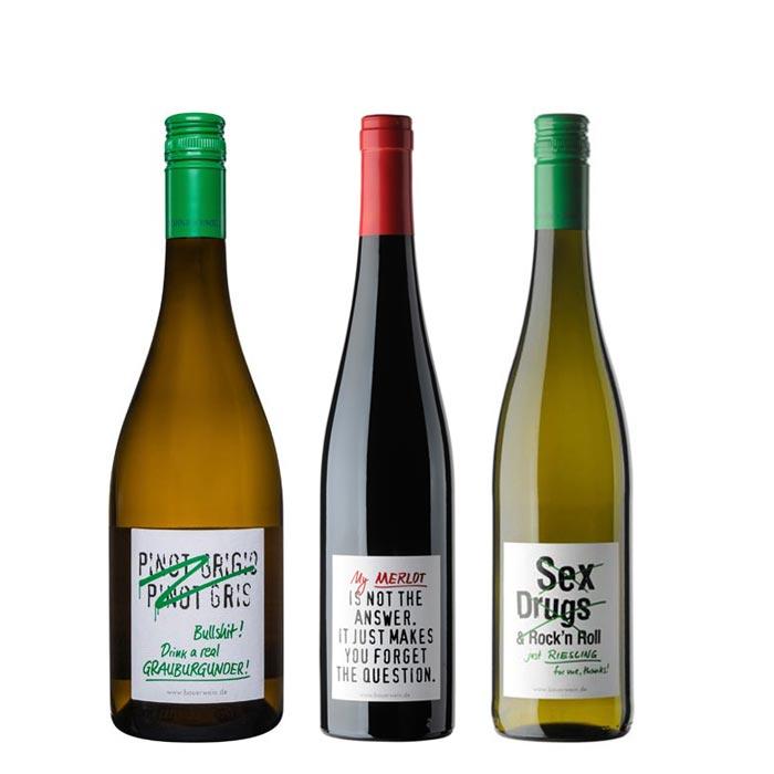 Wein-Set Fancy