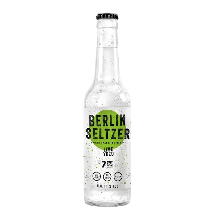 Berlin Seltzer Lime Yuzu