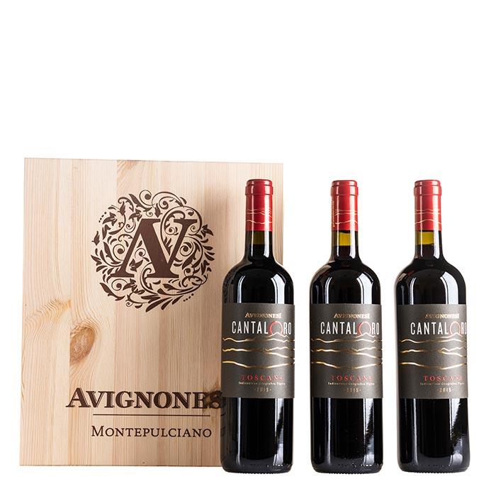 Präsent Avignonesi Trio