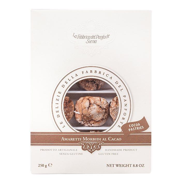 Amaretti mit Kakao
