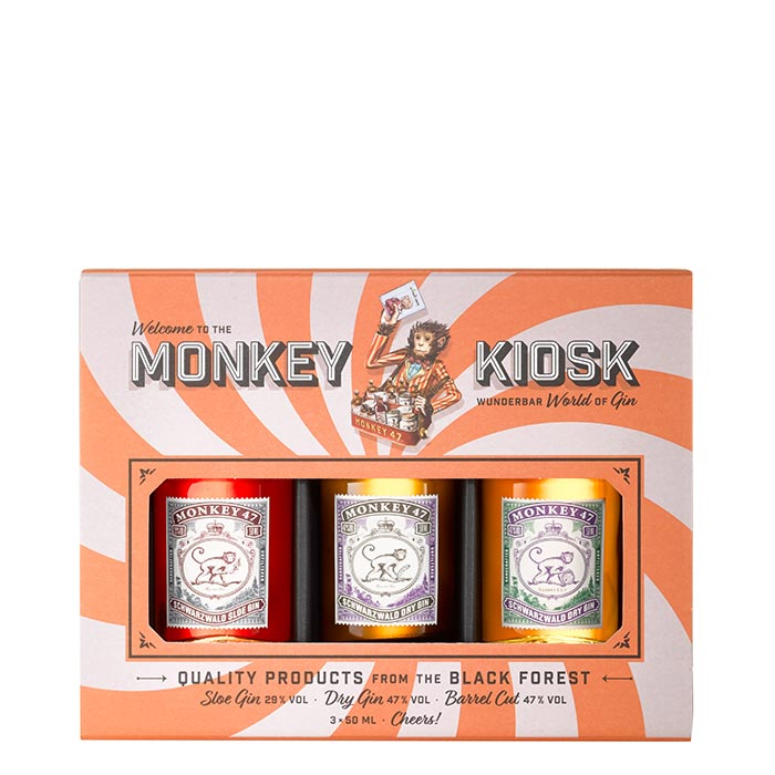 Monkey Kiosk
