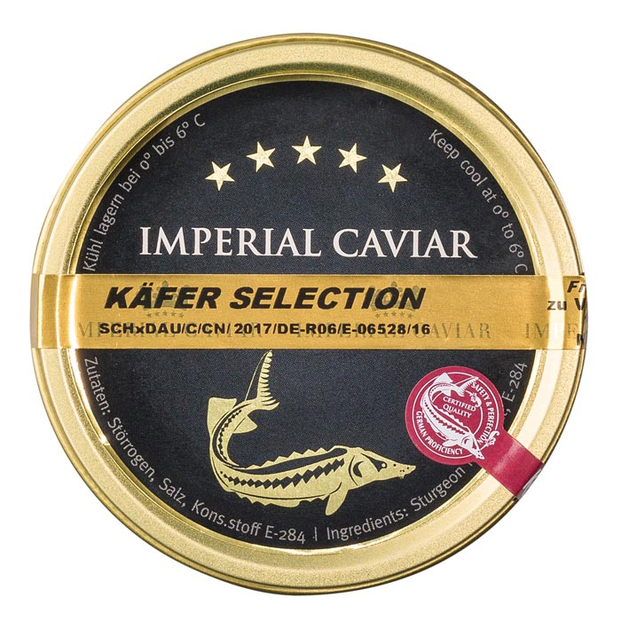 Kaviar Selection