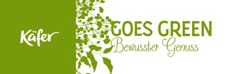 Käfer goes green - bewusst genießen!