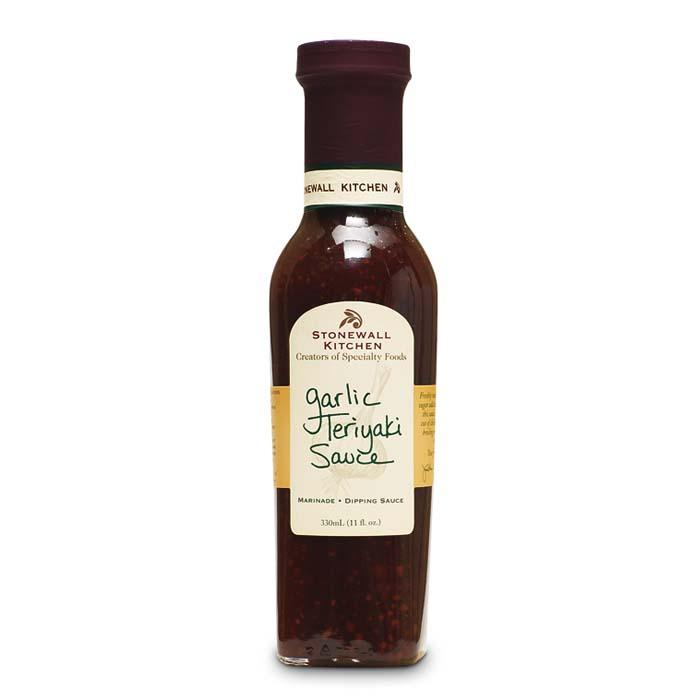 Knoblauch Teriyaki Garlic Sauce