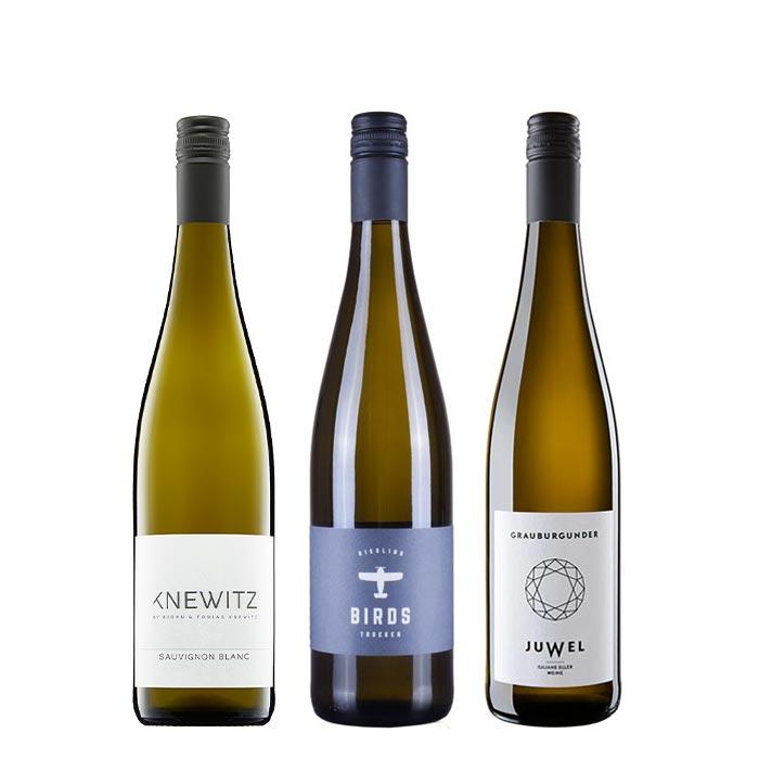 Wein-Set Neue Deutsche