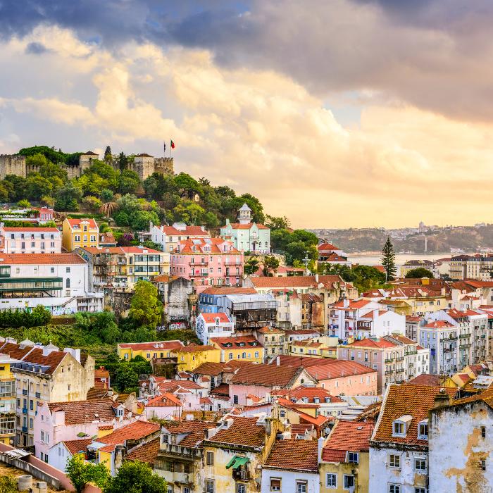 Event »Auf Entdeckungstour durch Lissabon« bei Feinkost Käfer