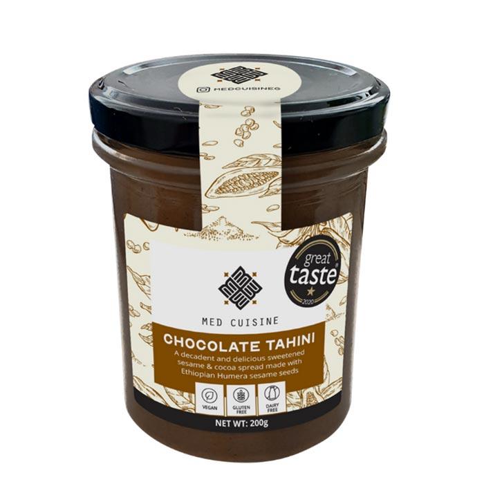 Chocolate Tahini