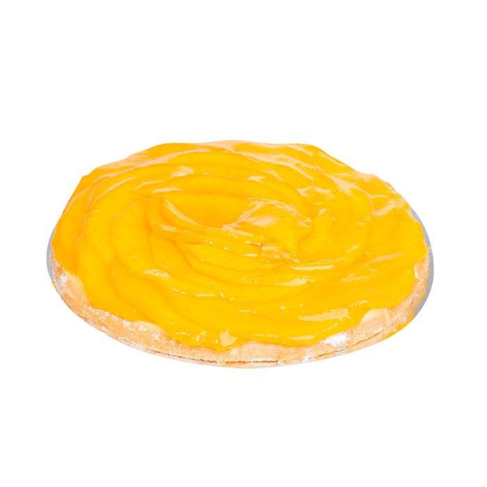 Mangotarte, Ø 18 cm