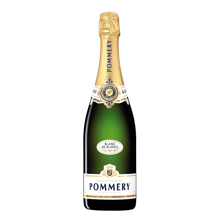 Blanc de Blancs Brut von Champagne Pommery
