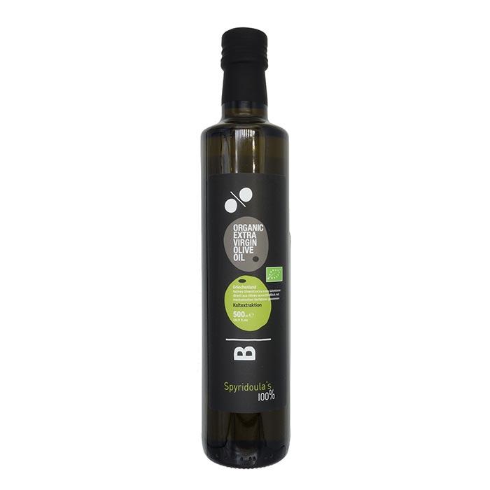 Griechisches Bio Olivenöl, extra nativ