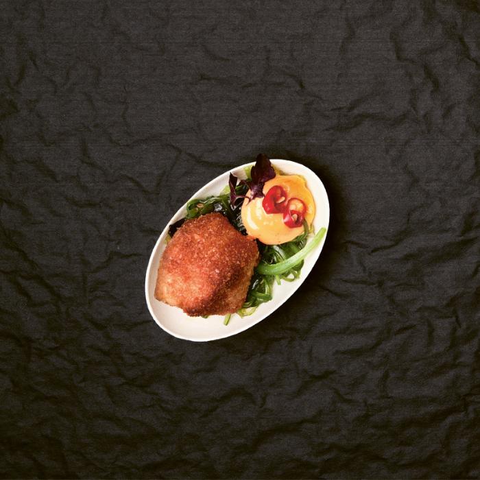 Thunfisch Beignet