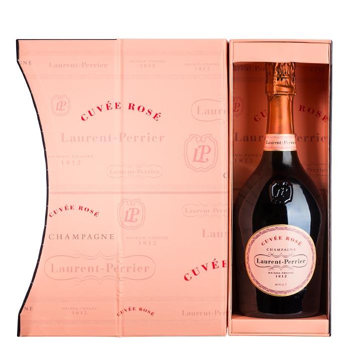 Champagner Cuvee Rose, Magnum