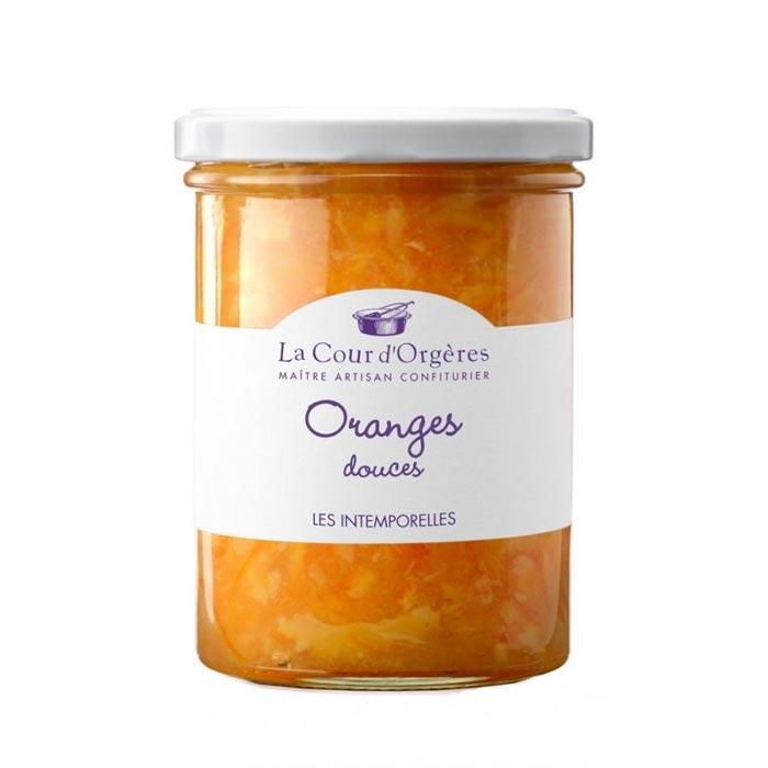 Oranges douces, Orangen Konfitüre