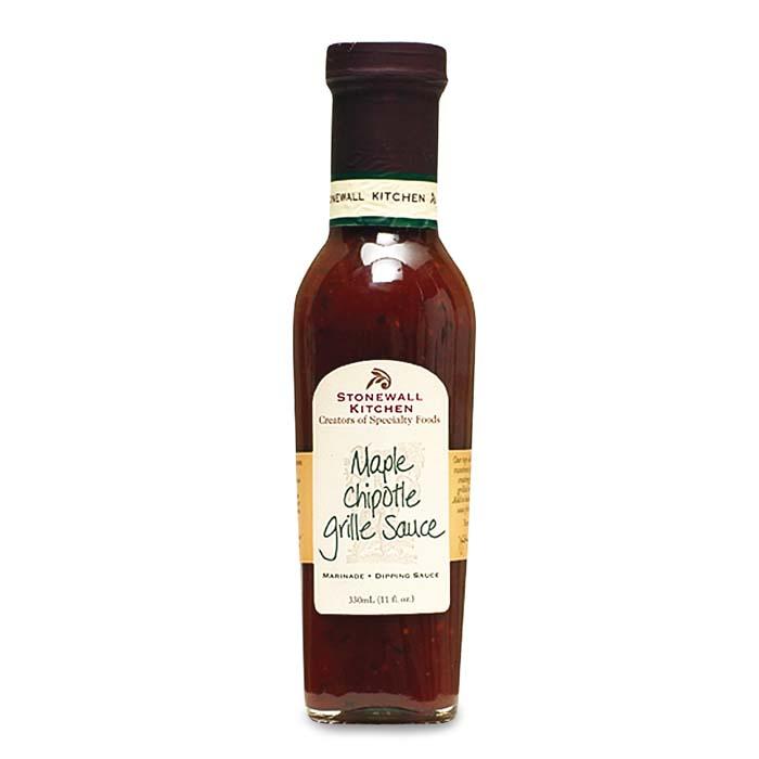 Maple Chipotle Grille Sauce Ahornsirup Peperoni Sauce