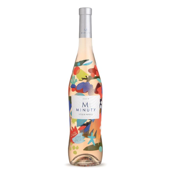2019 M de Minuty Rosé, Provence, Frankreich
