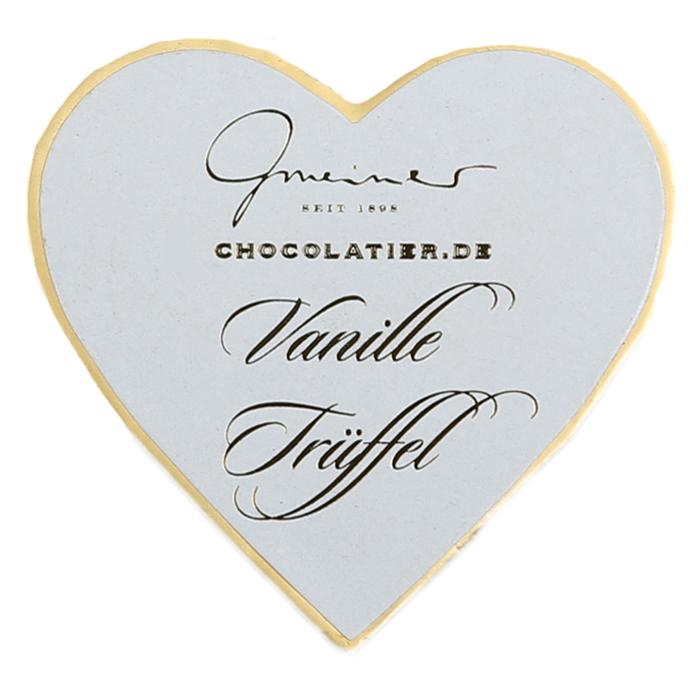 die Vanille Trüffel sind ein edle Nascherei für Ihre Liebsten. Bei Feinkost Käfer online bestellen.
