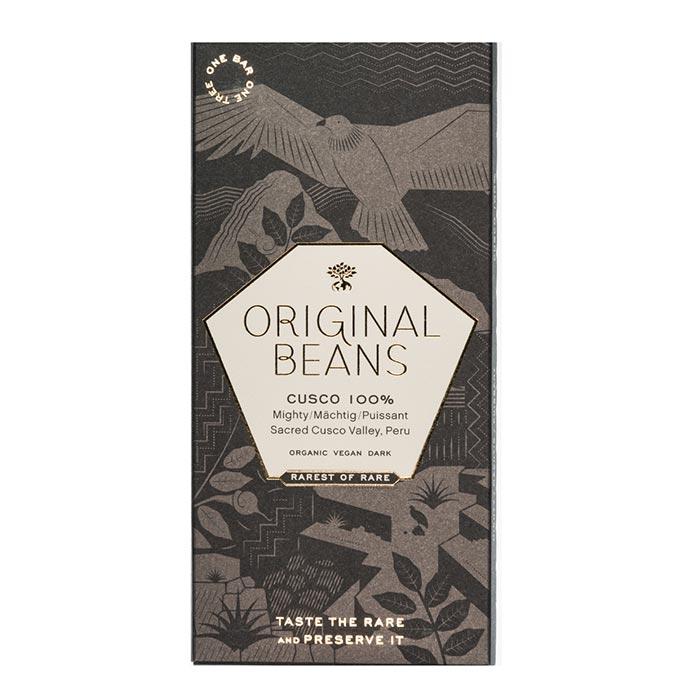 Cusco 100% Dunkle Schokolade