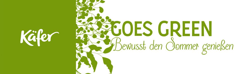 Käfer goes green - bewusst den Sommer genießen!