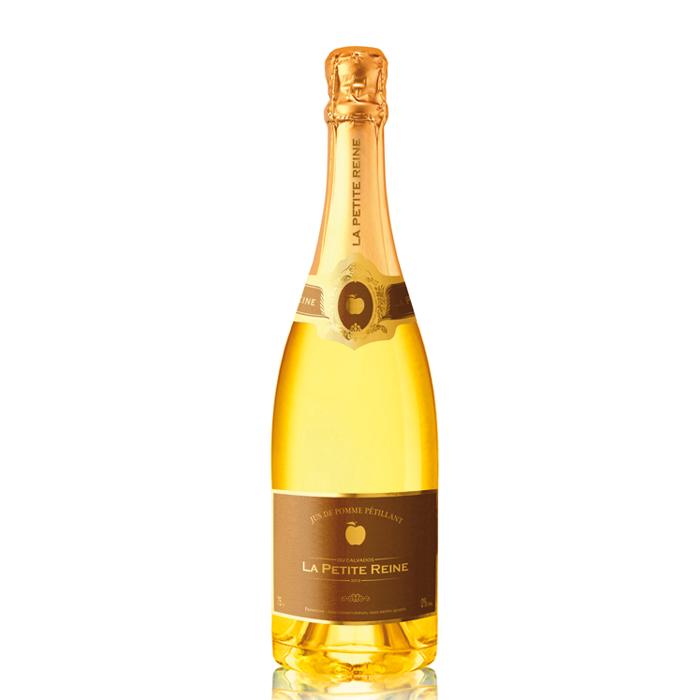 La Petite alkoholfreier prickelnder Apfel-Schaumwein, Frankreich ...