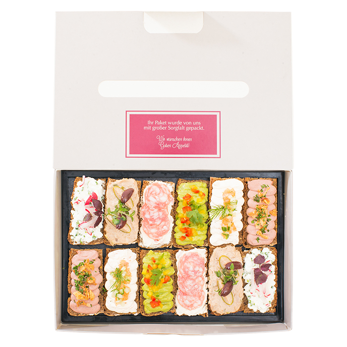 Brotbox gemischt