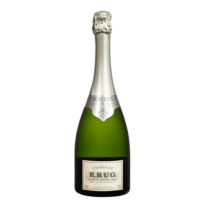 2004 Clos du Mesnil, Champagne, Frankreich