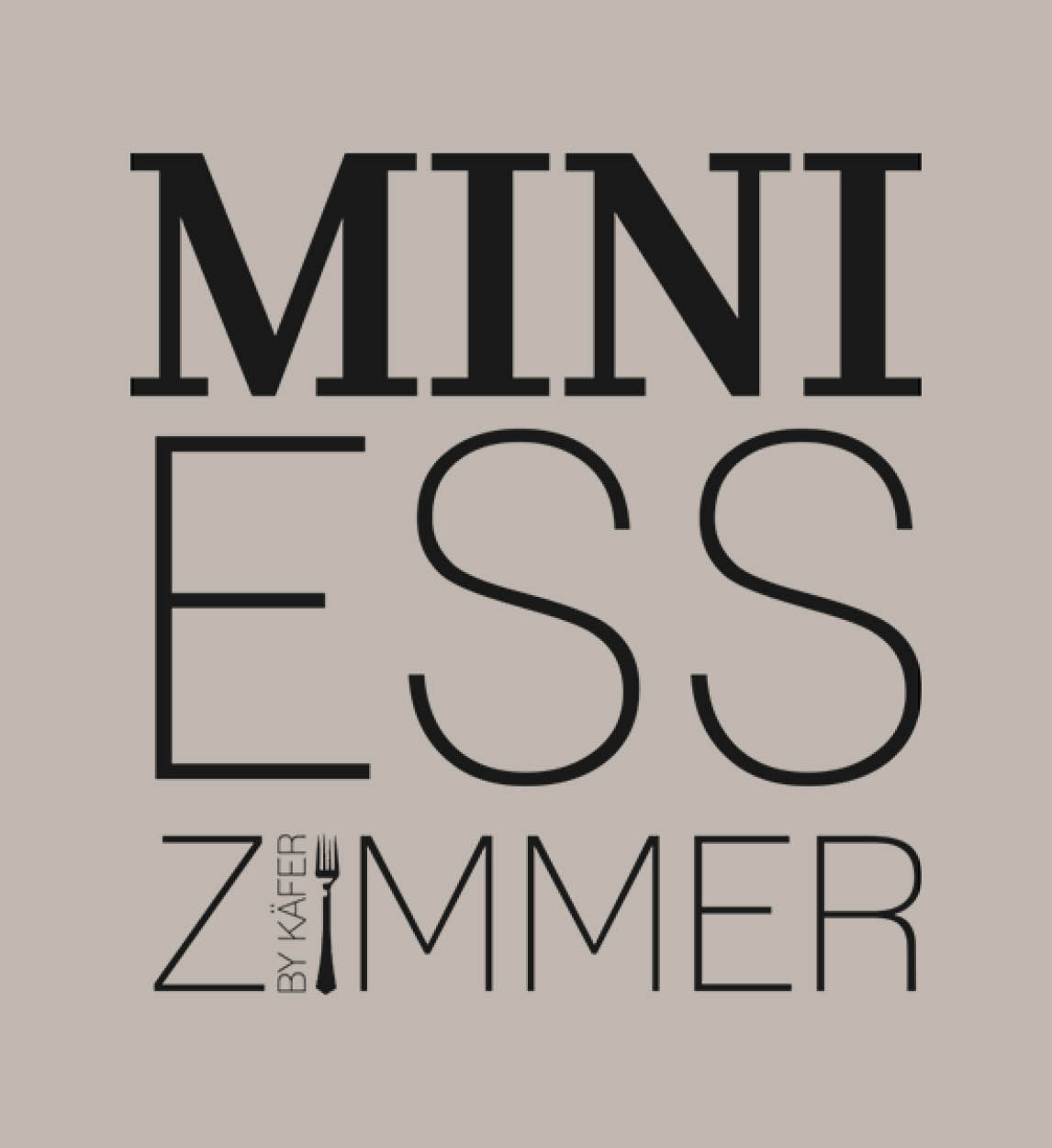 Mini EssZimmer by Käfer