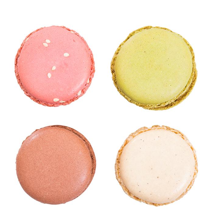 Macarons Variation