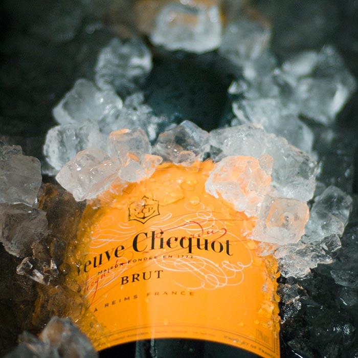 Genuss-Abend: »Oh là là, la haute cuisine & Veuve Clicquot«