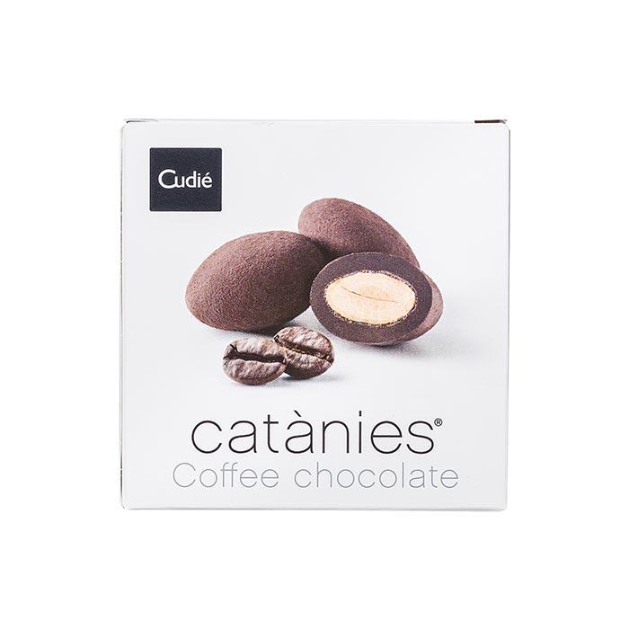Catànies Schokomandel, Kaffee