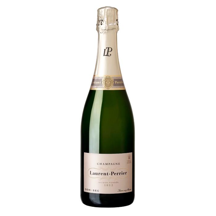 Demi-Sec, Champagne, Frankreich