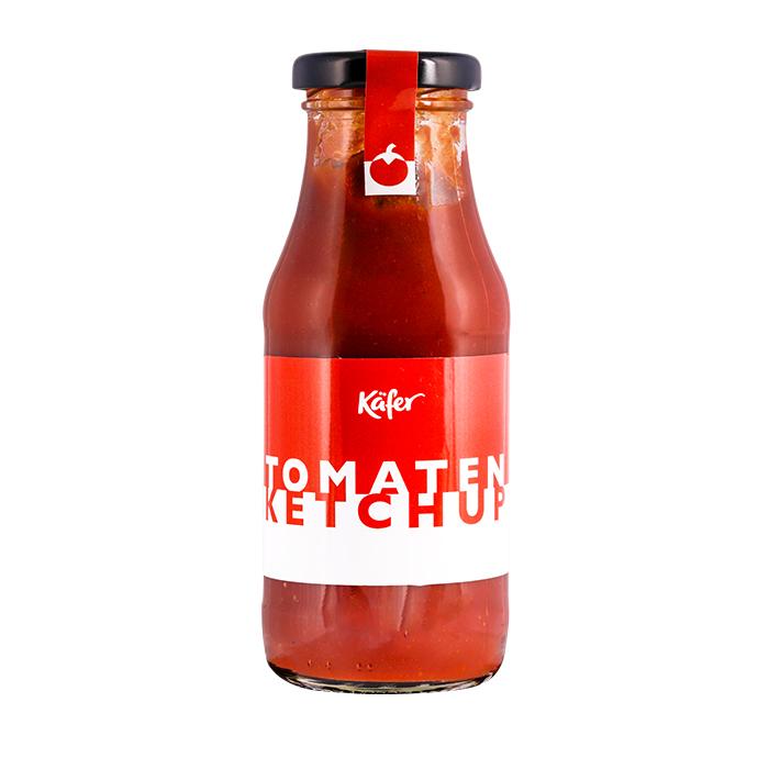Käfer Tomaten Ketchup