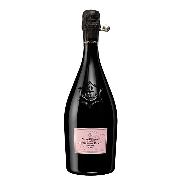 La Grande Dame Rosé von Veuve Clicquot
