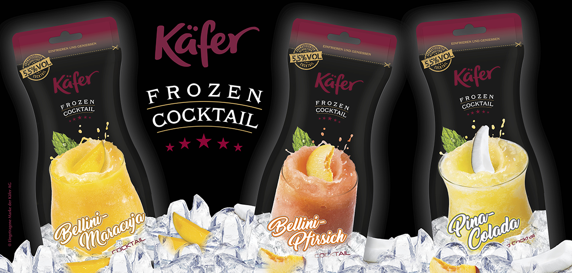 käfer cocktail frozen