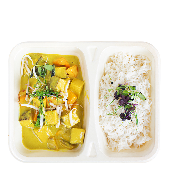 Pikantes Thai Curry