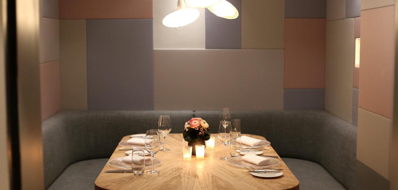 Bis Zu 6 Sitzplätze | 4,4 Qm | 1 Tisch