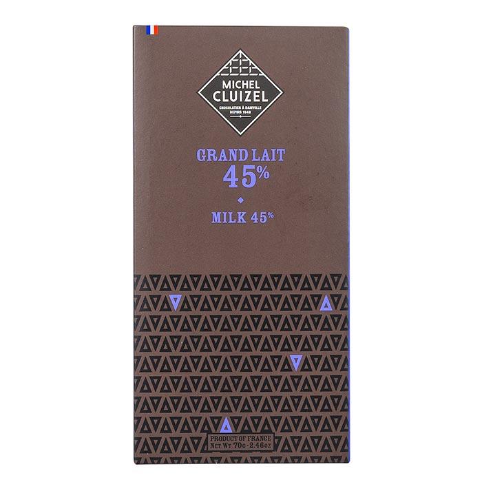 Milchschokolade, Grand Lait 45 %