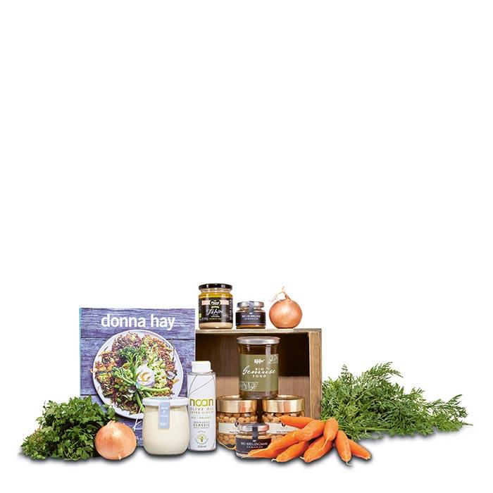Healthy Kitchen mit Buch