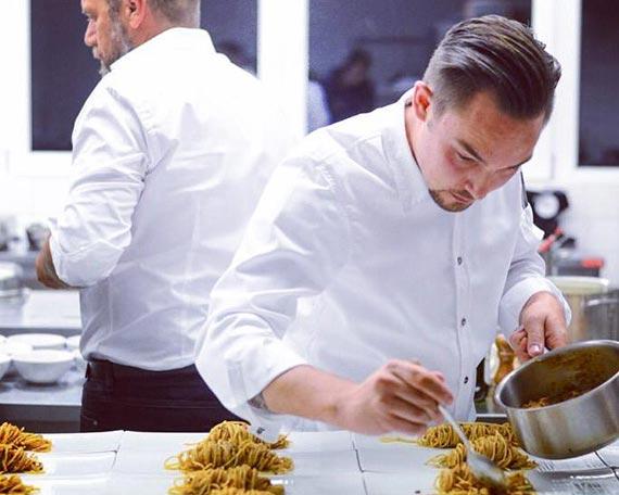 Chefs Choice Menu von Dominik Kreuzig in der Bavarie