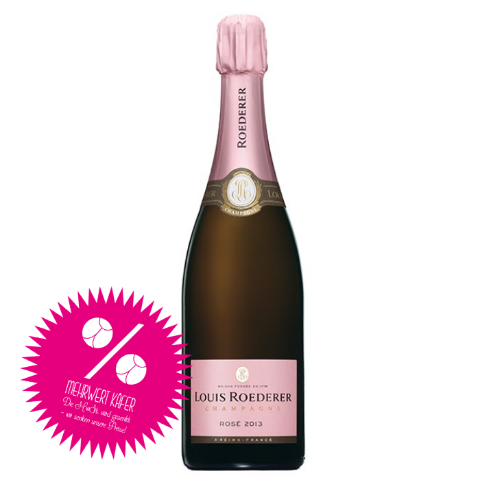 2014 Rosé Brut Vintage, Champagne, Frankreich
