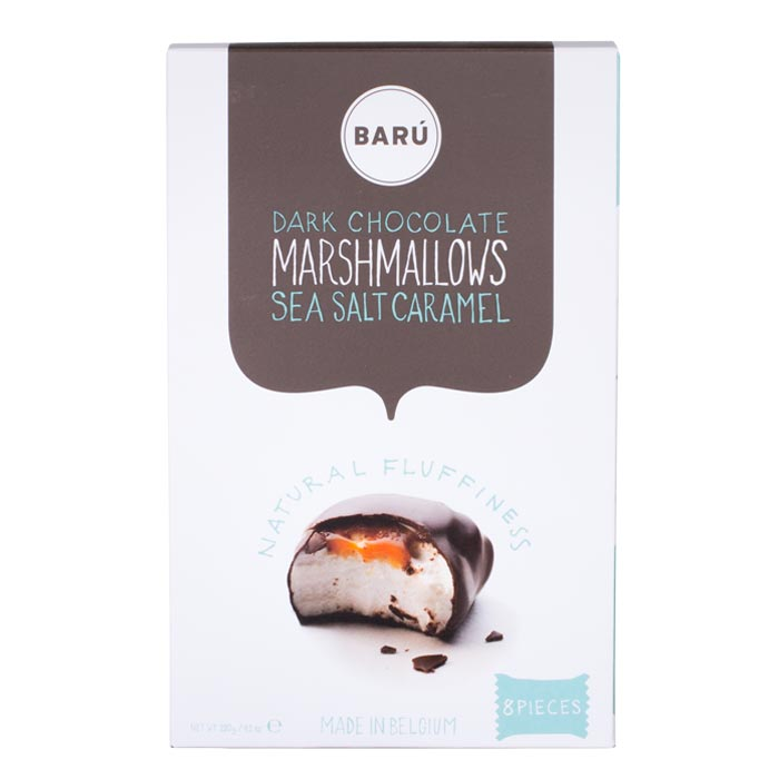 Dark Chocolate Marshmallows Sea Salt Caramel