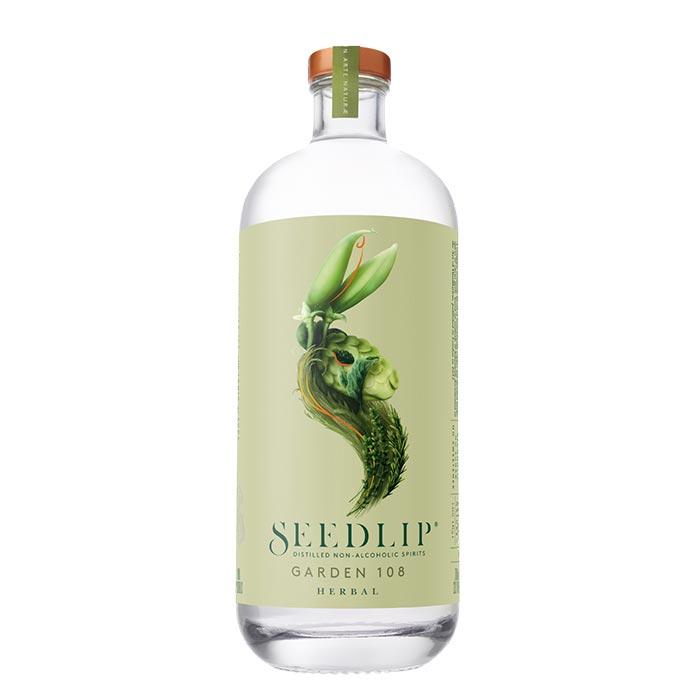 Seedlip Garden 108 Gin, alkoholfrei