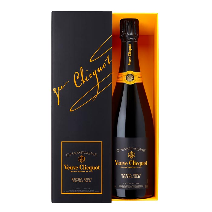 Champagner, Extra Brut & Old