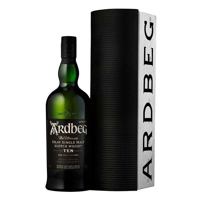 Warehouse Edition 10 Jahre Whisky von Ardbeg