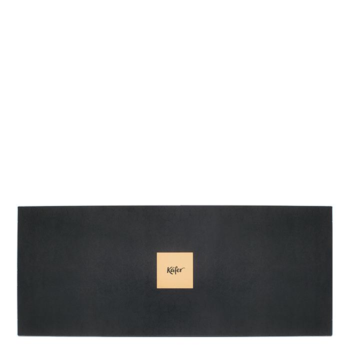 Geschenkbox mit Käfer Crémant Rosé und Pralinen
