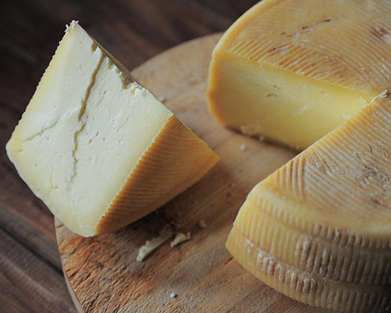 Käse-Kreation von Van Tricht
