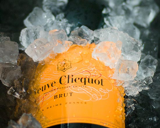 Genuss-Abend: »Oh là là, la haute cuisine & Veuve Clicquot«   07.11.19