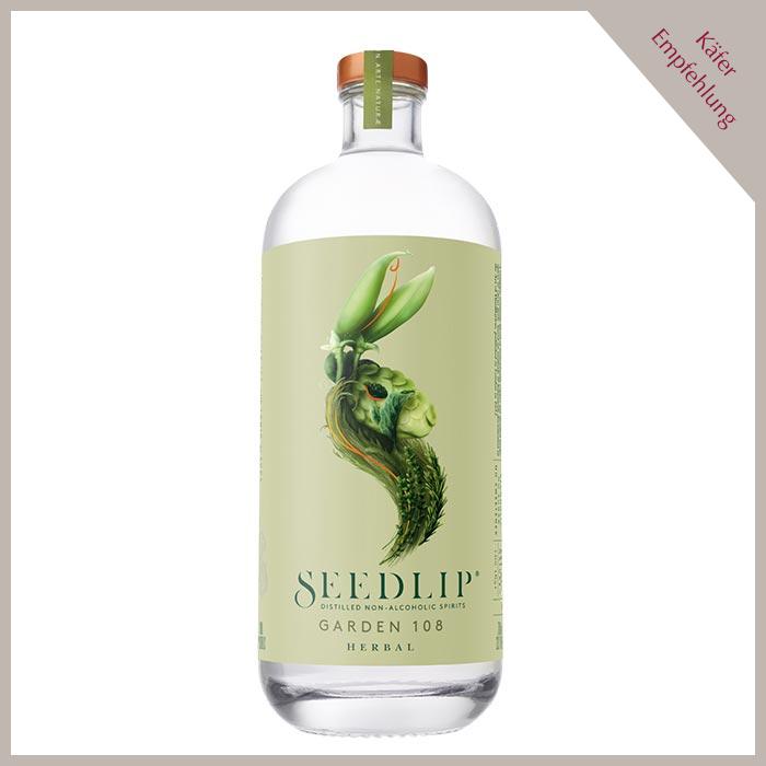 Seedlip Garden 108, alkoholfrei