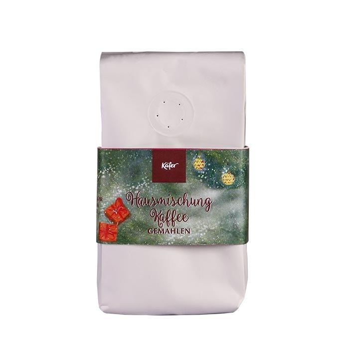 Käfer Weihnachts Kaffee gemahlen jetzt online kaufen!