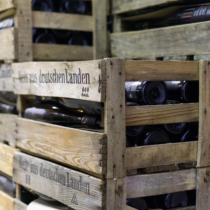 Genuss-Abend in vier Akten: »Wein-Gefühle« | 05.03.2020